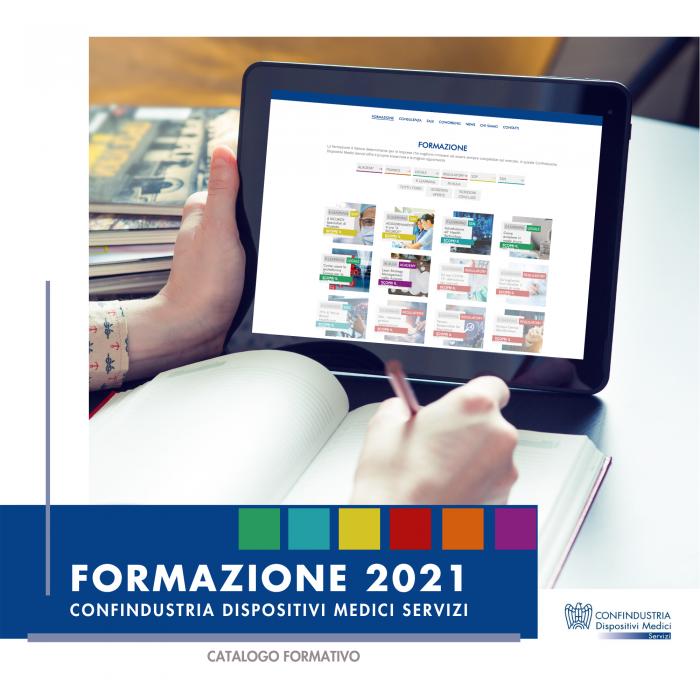 Catalogo formativo 2021